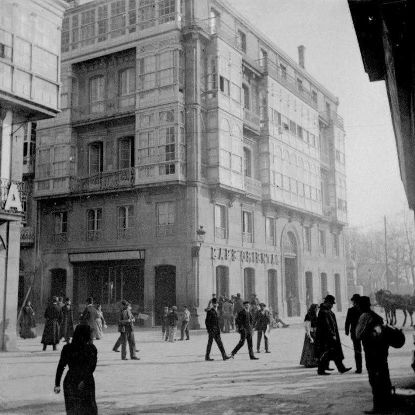 José Villar Martelo publicada en el libro La Coruña Lugares y acontecimientos de hace un siglo. (2)