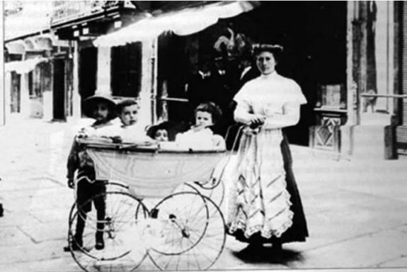 FERROL, SOBRE 1900
