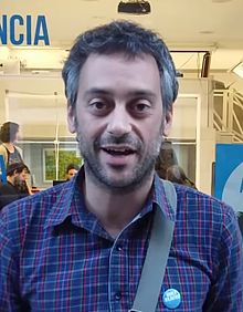 XULIO FERREIRO (AS MAREAS) 2015-