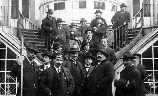 PersonalidadesnaparteposteriordoCircodeArtesanos(1913¿)