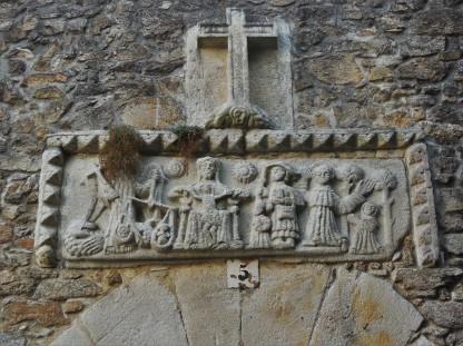 RELIEVE JUICIO FINAL. SIGLO XIV