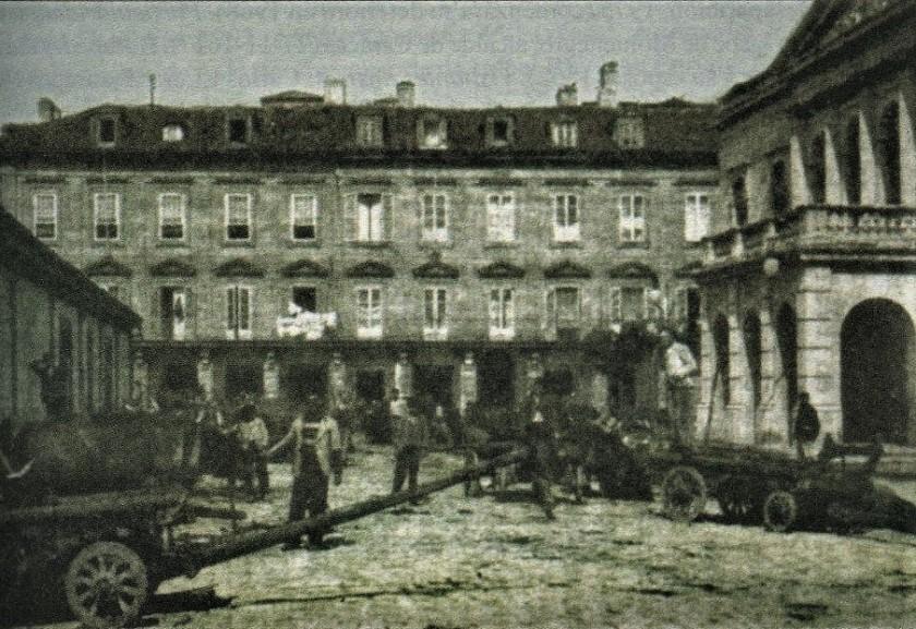 1905 casa paredes y teatro pardo bazan (4) Ferrer