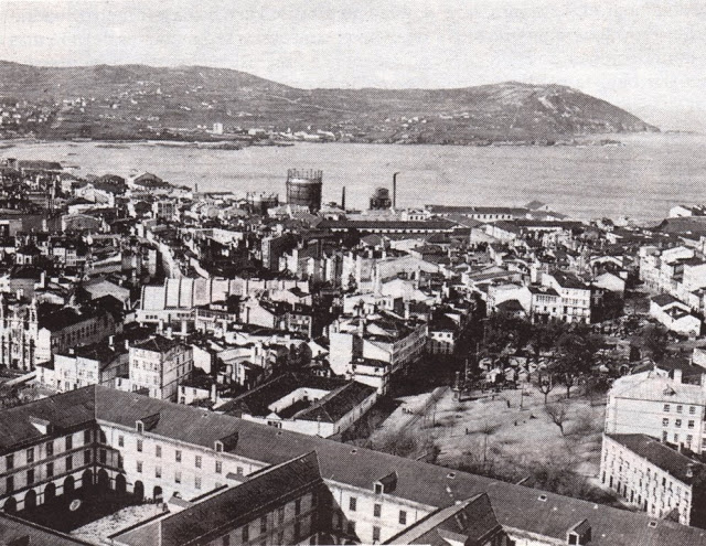 1954. Vista parcial