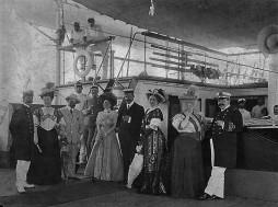 Año: 1907. Fuente: Coruña Onte e Hoxe