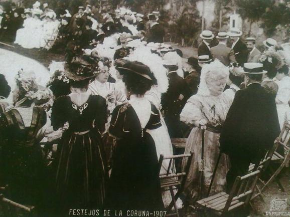 Año: 1907. Foto: Pedro Ferrer