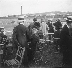 Corralón de la Gaiteira. Año: 1911. Foto: Villar Martelo