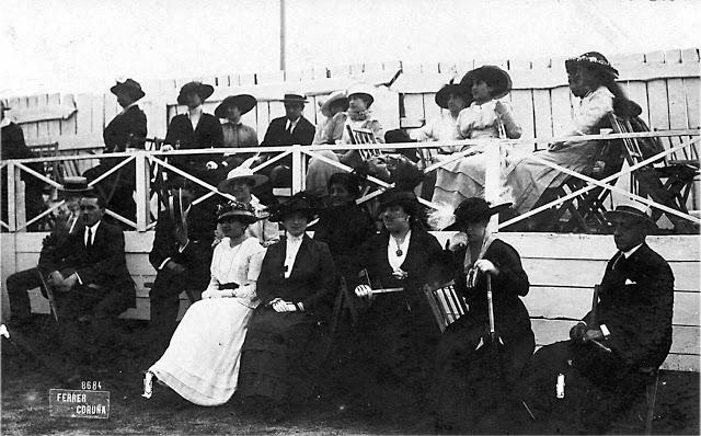 Siareiros no campo de Riazor (191...) pedro ferer
