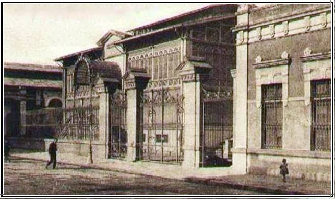 1901-1905. Foto Blanco
