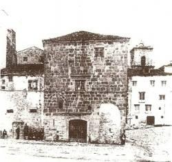 casa gótica. 1930